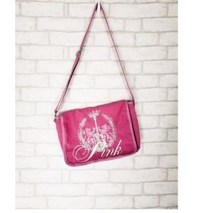 Pink by Victoria's Secret Messenger Crossbody Bag